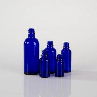 Blauglasflaschen © Anna Wimmer